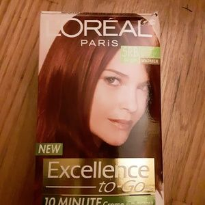 Loreal Excellence to Go 10 min. Creme Color
